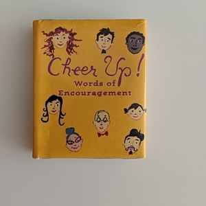 """Free w purchase - Mini Book """"Cheer Up""""!"""